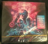 "MUSE : ""Simulation Theory"" + CD Bonus ""Live In Nantes 1999"" (RARE 2 CD)"