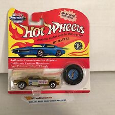 #14 DON SNAKE PRUDHOMME * GOLD Barracuda * Hot Wheels Vintage Collection * NF7