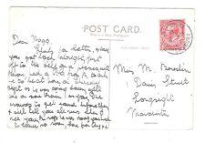 Pontesbury Shrewsbury Postmark on a RP Pontesbury Church Interior Nr Shrewsbury