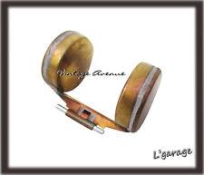 [LG] BRAND NEW HONDA CARB CARBURETOR BRASS FLOAT + PIN Vergaser Schwimmer (TW68)