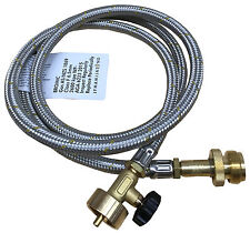 Bernzomatic Propane/Mapp Torch Soldering Extension Hose Kit CGA600 1.5 metres