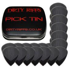 24 x Dunlop John Petrucci Ultex Jazz 1.50mm Guitar Picks Plectrums In A Pick Tin