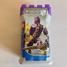 Lego Knights Kingdom 8770 DANJU figure in castle box LEGO KNIGHTS New other