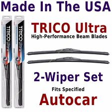 Buy American: TRICO Ultra 2-Wiper Blade Set: fits listed DeLorean: 13-20-20