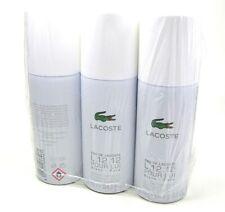 Lacoste Blanc Eau de Lacoste Deo L.12.12 Men 450 ml Deodorant Spray je 3x 150 ml