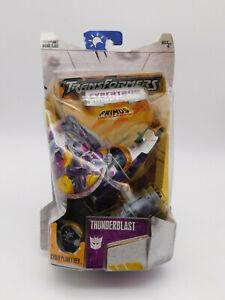 Thunderblast RARE NIB Transformers Cybertron Deluxe Action Figure Hasbro Damaged