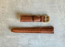 Genuine Guess Ladies Leather Replacement Watch Straps In 2 Colours & Sizes