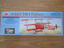 """Guillows Fokker DR-1 Triplane Model Kit 20"""""""