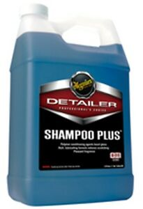 Meguiars Shampoo Plus 3M AUTOSHAMPOO KONZENTRAT 3,78 Liter (SILIKONFREI) D11101
