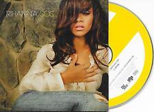 RIHANNA - Sos CD SINGLE 2TR EU CARDSLEEVE 2006