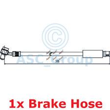APEC BRAKING 395mm Scheibe Bremssattel flexibel GUMMISCHLAUCH hos3886