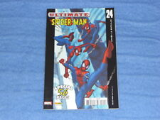 ULTIMATE SPIDER-MAN 24 PANINI COMICS TRES BON ETAT