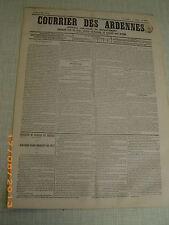 Courrier des Ardennes 1871 Juin 05 La banque de France et la commune...