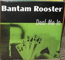 BANTAM ROOSTER Deal Me In LP NEW crypt oblivians gories dirtys hentchment estrus
