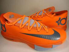 Nike KD VI 6 NYC 66 Total Orange Kevin Durant SZ 15 (599424-800)