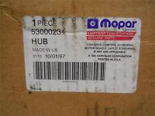 ✔ NEW OEM FACTORY MOPAR 88 89 JEEP CHEROKEE FRONT HUB ASSEMBLY 53000234