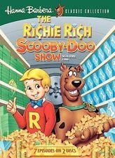 Richie Rich & Scooby Doo Show (DVD, 2005, 2-Disc) Hanna Barbera