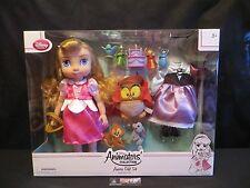Disney Store Authentic Aurora Doll Gift Set Sleeping Beauty Animators Collection