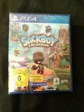PS4 Sackboy A Big Adventure +++ NEU/OVP +++