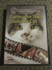 Caring For Your Diabetic Cat (Cornell University) Purina Veterinary Diets DVD