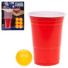 24 PEZZI Beer Pong Set-Un gioco di abilità, LUCK & BERE-età 18+