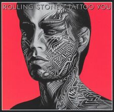 ROLLING STONES TATTOO YOU ALBUM COVER POSTER 24 X 24 Inches FANTASTIC!!