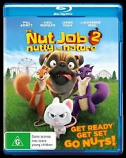 The Nut Job 2 - Nutty By Nature (Blu-ray, 2018)