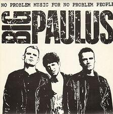 """BIG PAULUS – No Problem Music For No Problem People (1995 DUTCH PUNK EP 7"""")"""