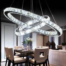LED Lampadario Lampada sospensione a cristallo Lampada sospensione Soggiorno