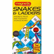 Snakes Ladders Travel Board & Traditional Games