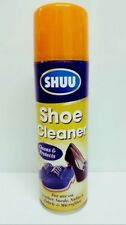 Shoe Boots Spray Cleaner For Leather Suede UGG Nubuck 250ml On Sale