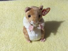 Ty Beanie Baby - PELLET the Hamster (5.5 Inch) with tags