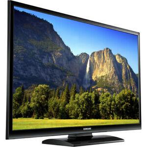 Samsung 51 PLASMA TV LOCAL PICKUP ONLY