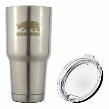 Travel Insulated Coffee Mug Stainless Steel Tumbler 30 Oz Non-Slide Lid