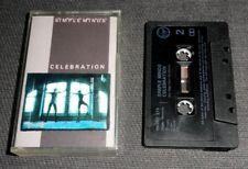 SIMPLE MINDS Celebration 1982 CASSETTE ALBUM UK Virgin OVEDC 275 original issue