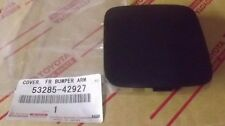 TOYOTA RAV 4 FRONT BAR TOW HOOK COVER  BRAND NEW AND  GENUINE