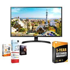 "LG 32UD59-B 32"" 3840x2160 UHD 4k LED Monitor w/FreeSync + Extended Warranty Pack"