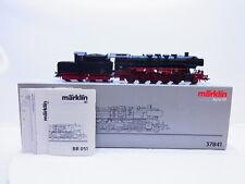 LOT 60175  Märklin H0 37841 Dampflok mit Tender BR 051 der DB digital Telex OVP