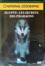 DVD NATIONAL GEOGRAPHIC EGYPTE Ref 0327