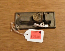VINTAGE CABINET LATCH & KEEPER - NICE CONDITION  (8599-9)