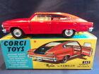Corgi Toys 1960s Rare Marlin Rambler Sports Fastback No:263 MINT Ex Shop Stock