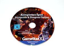 2012 Gamestar DVD Donjons & Dragons Online Diablo 3 Arma 3 Tera Euro vidéo