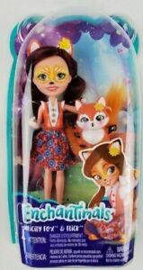 Enchantimals Felicity Fox & Flick Doll