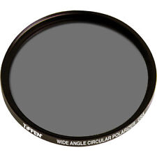 Tiffen 58mm Circular Polarizing Wide Angle (Low Profile Design) Filter 58WIDCP