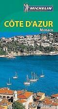Michelin Le Guide Vert Cote d' Azur, Monaco von Guide vert français (2018, Gebundene Ausgabe)