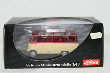 SCHUCO 2811 MERCEDES-BENZ MERCEDES BENZ O 319 O319 BUS MINT BOXED