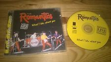 CD Rock Romantics - What I Like About You (14 Song) DISKY COMMUNICATIONS