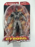 Cyborg Collectible Action Figure DC Direct Flashpoint Justice League