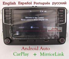 Android Auto CarPlay 6.5'' MIB RCD340 No Name 187B For VW Golf Jetta Tiguan