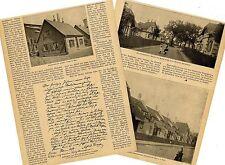 Stammhaus der Familie Krupp * Arbeiterkolonie Altenhof  Text / Bilddokument 1900